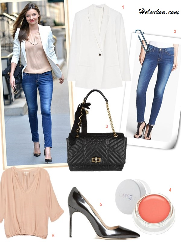 Skinny Jeans Dress Up Amp Down 187 The Art Of Accessorizing