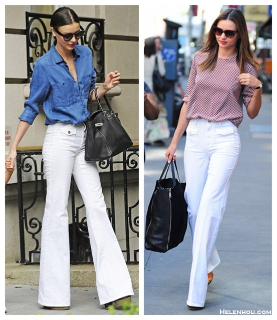 Throwback 70's: Flared Jeans – The Art of Accessorizing